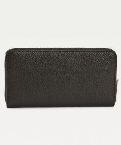 Tommy Hilfiger Monogram Zip-around Large Wallet