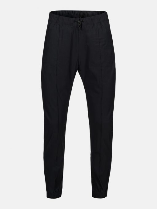 Peak Performance Tech Woven Pant Women Black