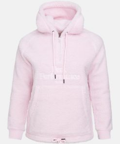 Peak Performance Original Pile Half Zip Cold Blush