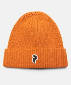 Peak Performance Army Hat Orange Altitude