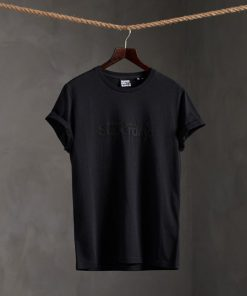 Superdry Core Logo Tonal Tee Black