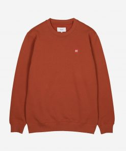 Makia Willis Sweatshirt Copper