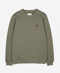 Makia Willis Sweatshirt Olive