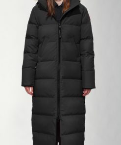 Canada Goose Mystique Long Parka Black
