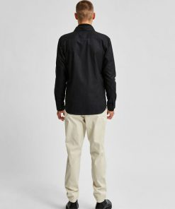 Selected Homme New Mark Slim Fit Shirt Black
