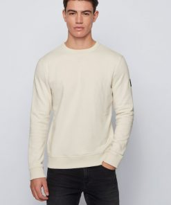 Hugo Boss Walk Up Jersey 1 Light Beige
