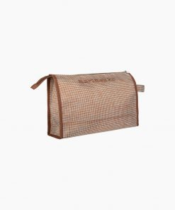 Marimekko Media Verkko Cosmetic Bag Brown