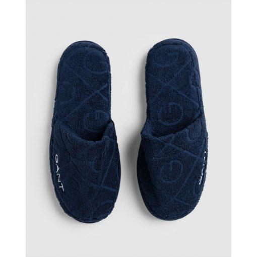 Gant Home Organic G Slippers Yankee Blue