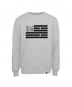 Billebeino Flag Sweatshirt Grey