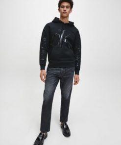 Calvin Klein Eco Fashion Hoodie Black