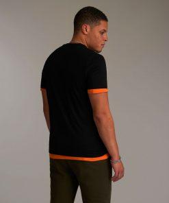 Lyle & Scott Plain T-shirt Jet Black