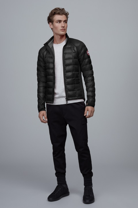 Canada Goose Hybridge Lite Down Jacket Black
