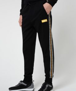 Hugo Boss Donburi Jersey Pants Black