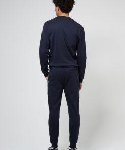 Hugo Boss Donburi Jersey Pants Dark Blue