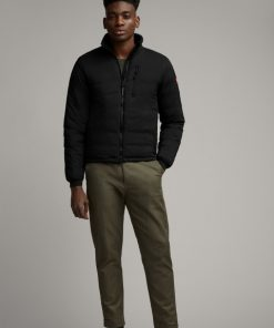 Canada Goose Lodge Jacket Black