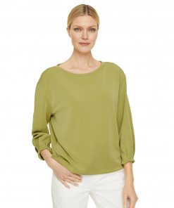 Comma, Sweatshirt Spring Green