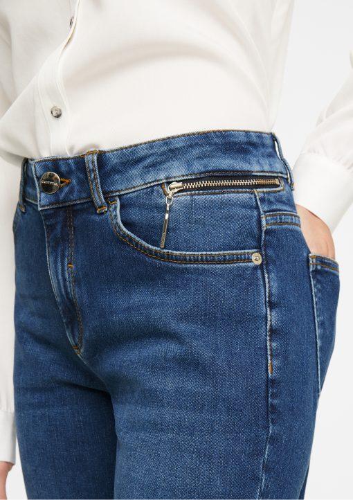 Comma Jeans Dark Blue