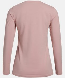 Peak Performance Original Long Sleeve Women Warm Blush
