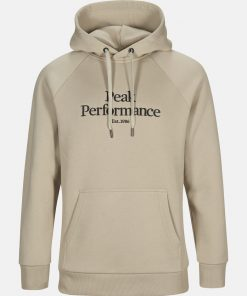 Peak Performance Original Hood Men Celsian Beige