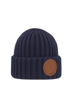 Superyellow Kelo Beanie Dark Blue