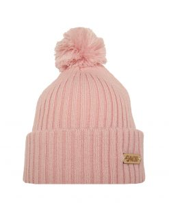 Superyellow Kide Beanie Light Pink