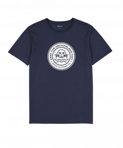 Makia Saaristo T-shirt Dark Navy