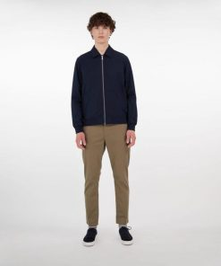 Makia Mark Jacket Dark Blue