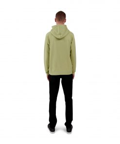 Makia Bolton Hooded Sweatshirt Light Green