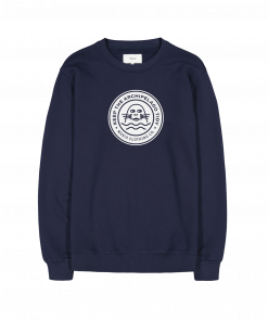 Makia Saaristo Sweatshirt Dark Blue
