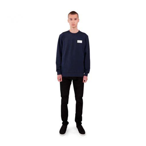 Makia Pontus Light Sweatshirt Dark Blue