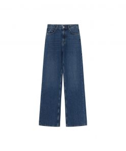 Envii Embree Jeans Worn Dark Blue