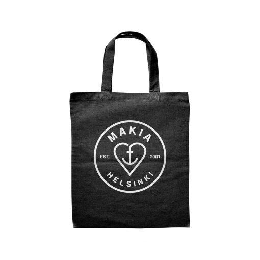Makia Knot Tote Bag Black
