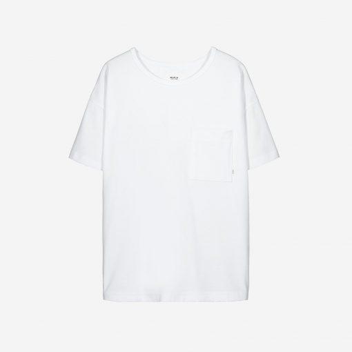 Makia Dusk T-shirt White