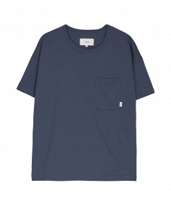 Makia Dusk T-shirt Vintage Indigo
