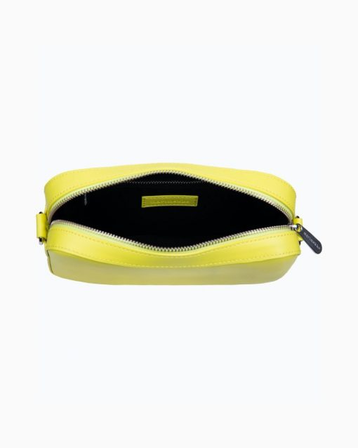 Marimekko Gratha Bag Neon Yellow