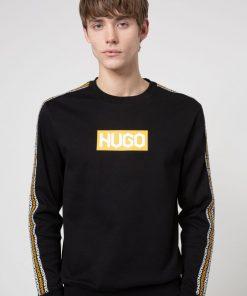 Hugo Boss Dubeshi Jersey Black