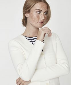 Holebrook Ashley Jacket Off White