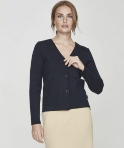 Holebrook Ashley Jacket Navy