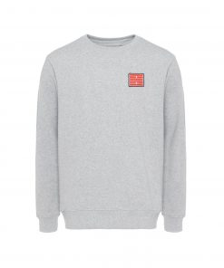 Billebeino University Sweatshirt Grey Melange