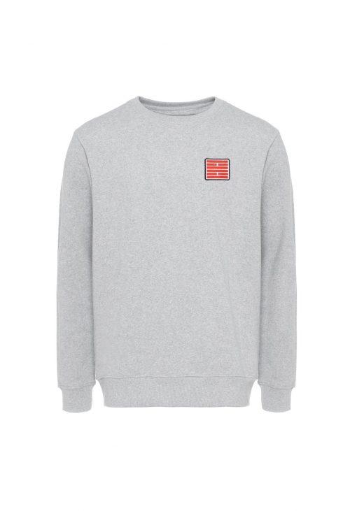 Billebeino University Sweatshirt Grey Melange