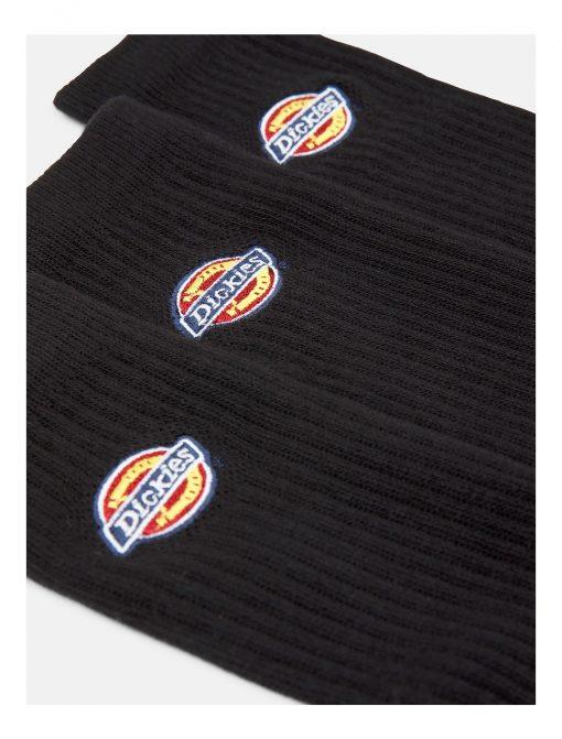 Valley Grove Unisex Logo Socks Black