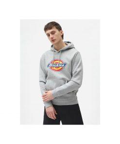Dickies Icon Logo Hoodie Grey
