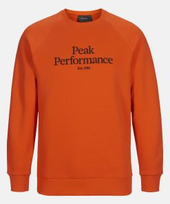 Peak Performace Original Crew Men Super Nova