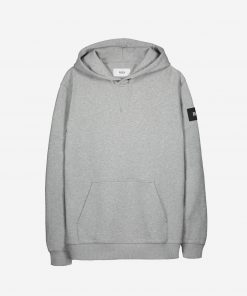 Makia Symbol Hooded Sweatshirt Grey