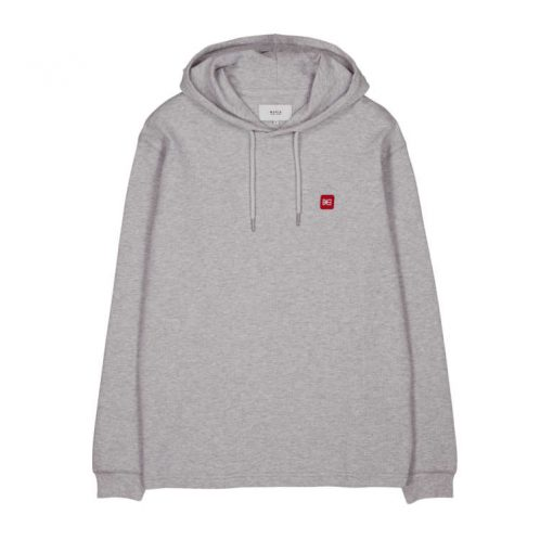Makia Wesley Hooded Sweatshirt Grey
