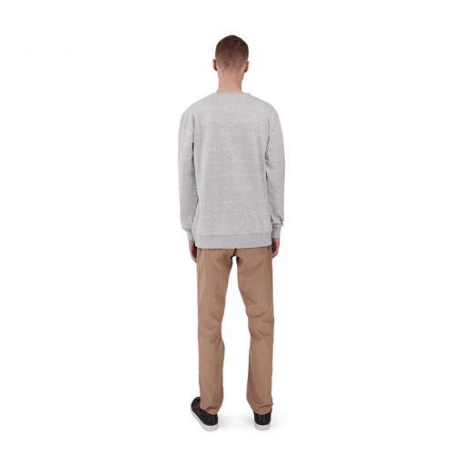 Makia Aatos Light Sweatshirt Grey
