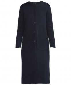 Holebrook Norma Coat Navy