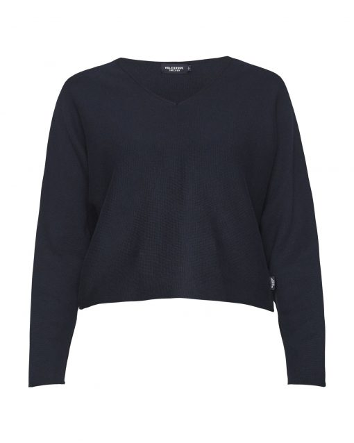 Holebrook Barbro V-neck Navy