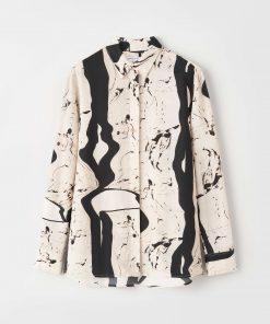 Tiger of sweden Narkisa X Shirt Artwork