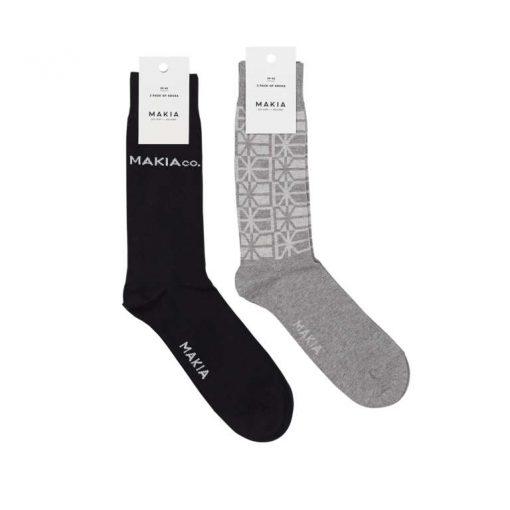 Makia Hunter 2-Pack Socks